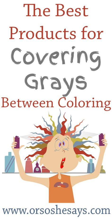 9 homemade tips to cover up grey hair stylecraze cover up gray roots between hair colorings homemade tips