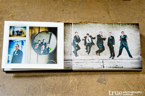 wedding photobook layout gorgeous wedding album by true photography katie and brian