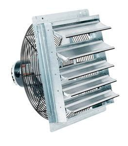 window fan with louvers ventilation need a window exhaust fan with louvers that