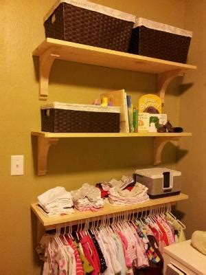 make your own large lazy susan great for walk in closet
