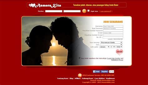 membuat website kontak jodoh 5 situs percintaan asli indonesia buat kamu yang menyerah