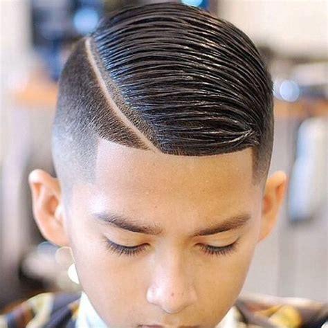 30 Little Boy Haircuts ? Peinado de trenza