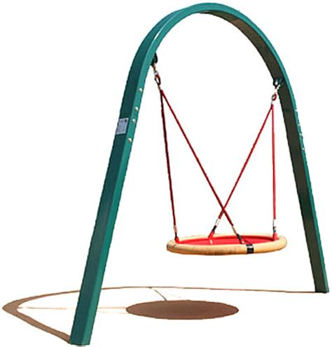 Biggo Solo Swing Set Playground Equipment Usa