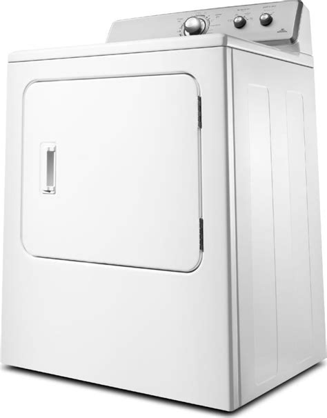 MGDC300XW | Maytag 7.0 cu. ft. Centennial Gas Dryer - White