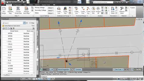autocad workflow autocad utility design 2014 workflow