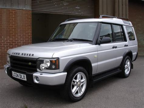 motor repair manual 2005 land rover discovery parking system land rover discovery 2 5 td5 landmark 5dr 7 seat auto tipton walsall