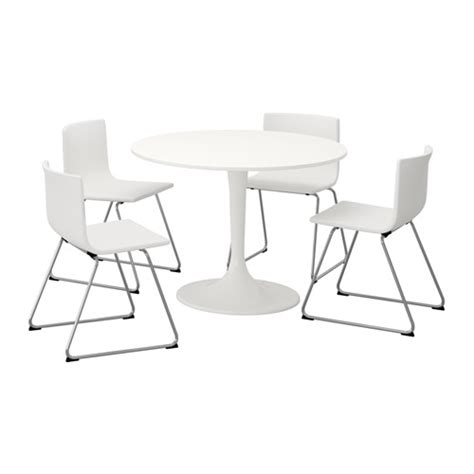 docksta bernhard table and 4 chairs ikea