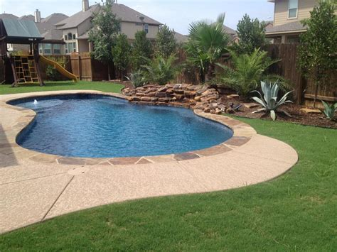 free form pool free form pools new wave pools austin