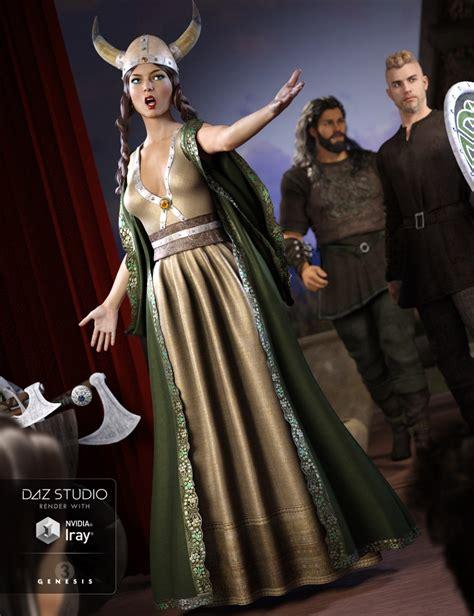 original genesis singer viking opera singer for genesis 3 s 3d models