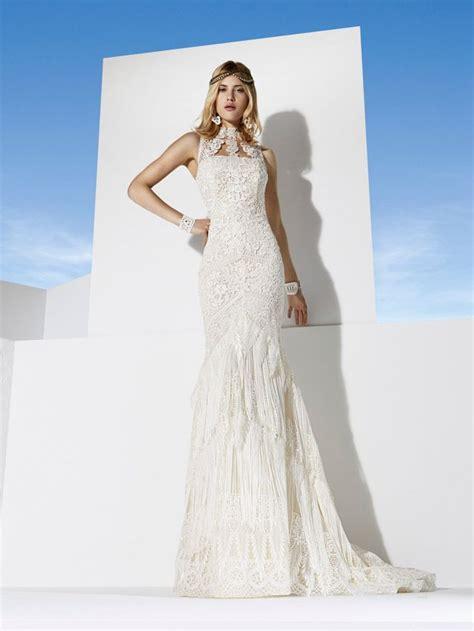 imagenes de vestidos de novia hippie chic vestido de novia ibicenco para novias con un estilo hippie