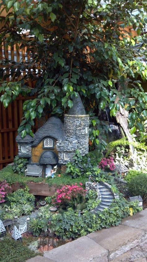 awesome miniature stone houses home design garden