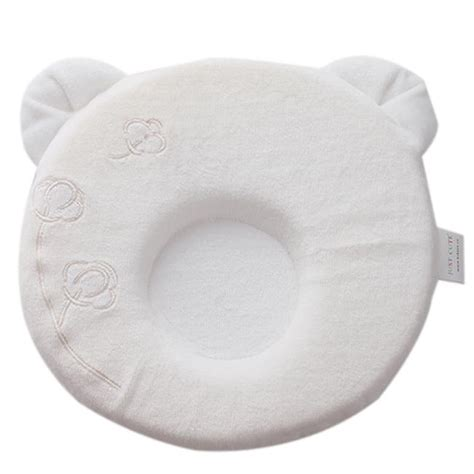 Crib Support Pillow by Baby Memory Foam Support Pillows Headrest Sleep Positioner