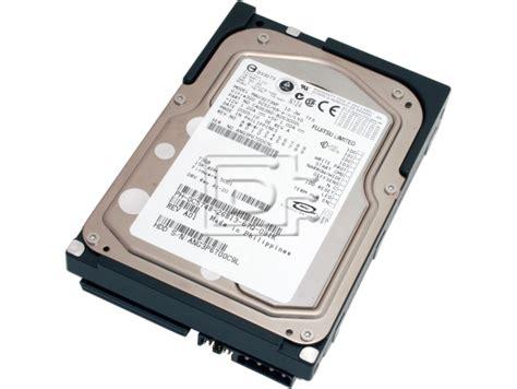 Harddisk Fujitsu Fujitsu Mau3073np Scsi Drive