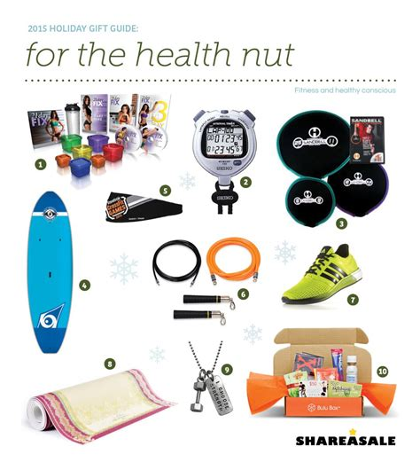 giftguides gifts for the health nut jim 247