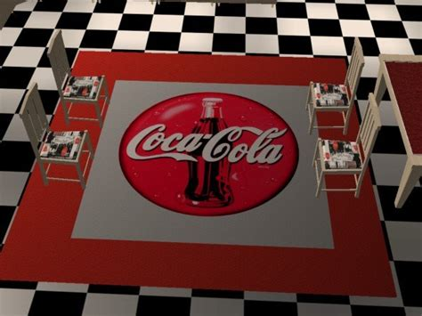 Coca Cola Kitchen Rug by Mod The Sims Coca Cola Kitchen Maylin Country Kitchen