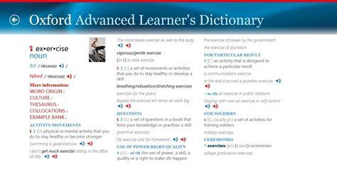 Oxford Advanced oxford advanced learner s dictionary 8th edition