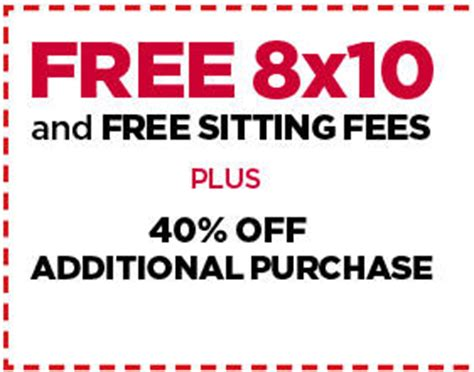jcp printable coupons portraits free 8x10 portrait at jcpenney portraits i crave freebies