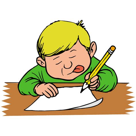 Clipart For Writing letter writing clipart clipart best