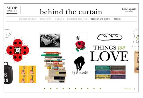 kate spade behind the curtain kate spade behind the curtain quot things we love
