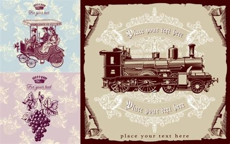 cdr training pattern train free vector download 271 free vector for