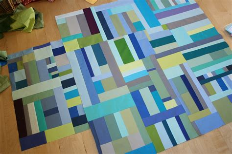 Improvisational Quilting by Quilts March 2012