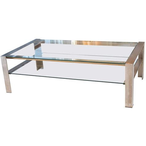 Brushed Steel Coffee Table Coffee Table Design Ideas