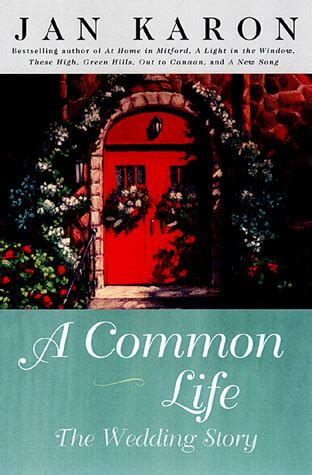 Pdf Common Wedding Story by A Common The Wedding Story By Jan Karon