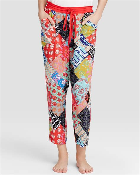 Patchwork Pajama - josie laelia patchwork pajama bloomingdale s