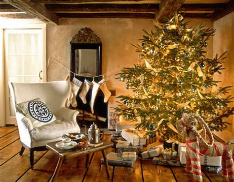 Country Homes And Interiors Christmas | 60 elegant christmas country living room decor ideas