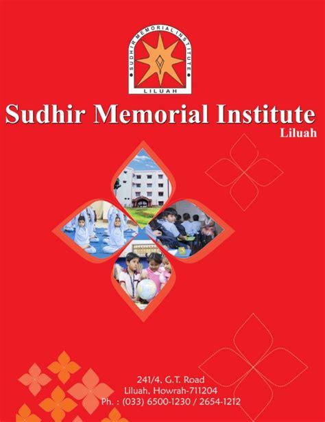 prospectus sudhir memorial institutel howrah  cbse school