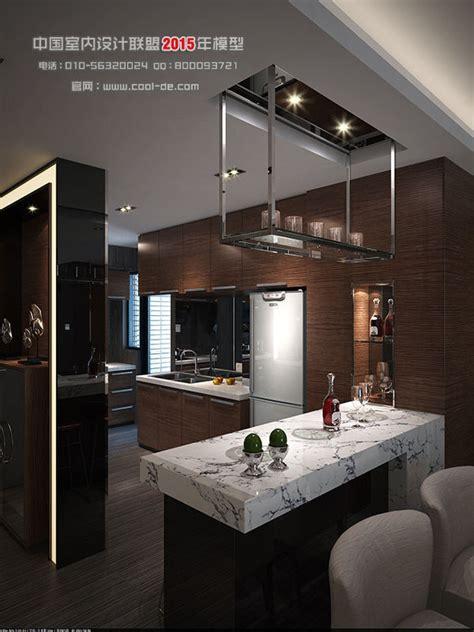 luxury minimalist interior design living r 3d model