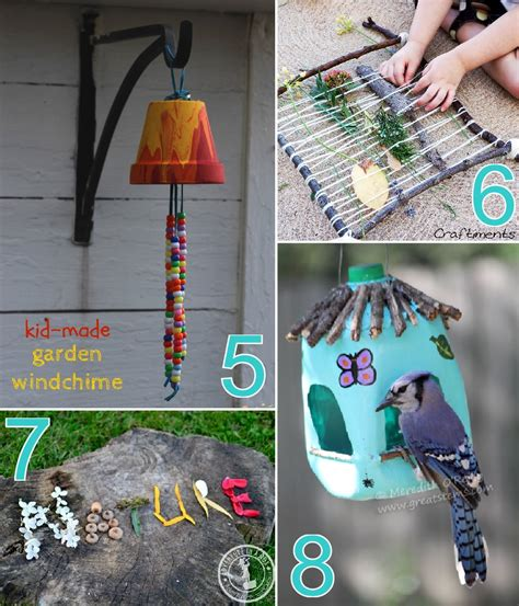 outdoor craft projects 20 outdoor craft ideas for the scrap shoppe