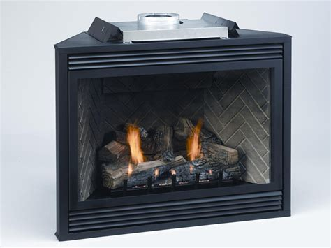 Empire Tahoe Premium Direct Vent Propane RF Fireplace with