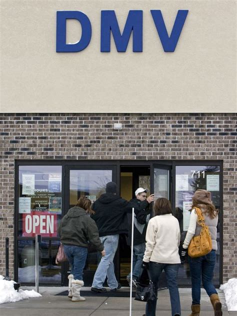 is the dmv open on dmv looks to let some out of road test