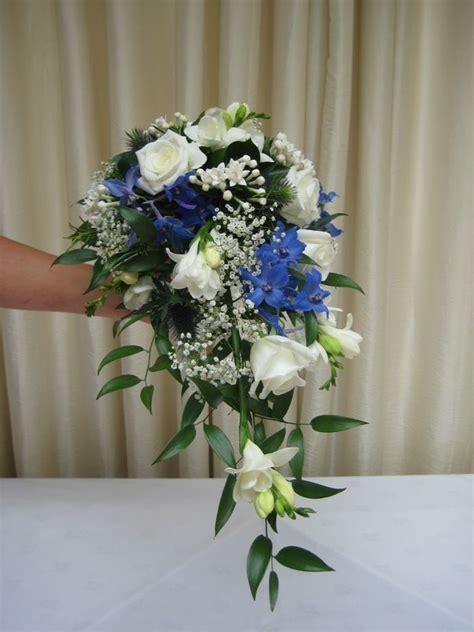25  best ideas about Blue bridal bouquets on Pinterest