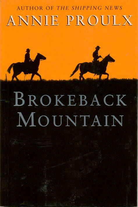 mountain a novel books brokeback mountain signed autographed signature