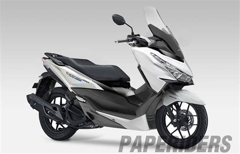 Pcx 2018 Modif Touring by Vario 150 Paperiders