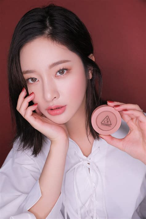 3ce Mood Recipe Blush 3ce mood recipe blush mono pink stylenanda