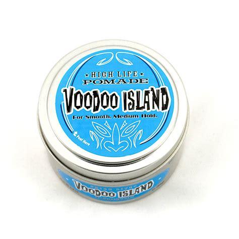 Pomade Voodoo Island voodoo island pomade cats like us