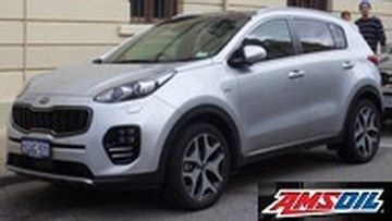 kia sportage recommended synthetic oil  filter