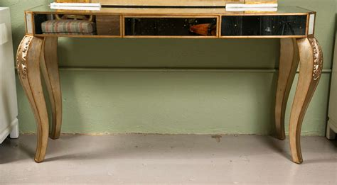 mirrored console for sale decorative mirrored console for sale at 1stdibs
