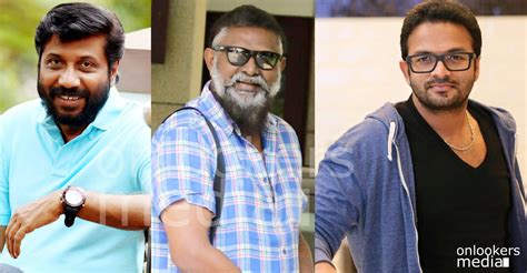 malayalam film actor lal jayasurya to play the lead in films directed by siddique