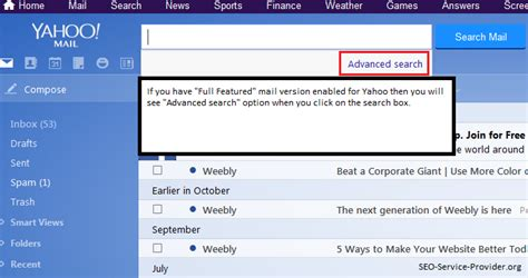 Remove Email From Search How To Delete All Emails Messages From Yahoo Inbox