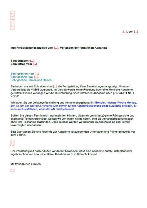 Vob Mahnung Verzug Muster Vertrag Vorlage Digitaldrucke De Musterschreiben F 252 R