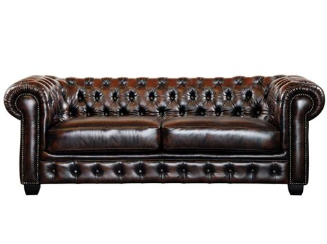 chesterfield canape canap 233 et fauteuil chesterfield 100 cuir de buffle brenton