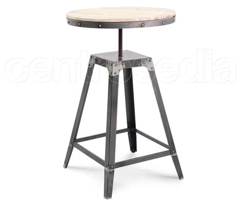 tavoli industriali bristol tavolo alto industriale tavoli vintage e industriali