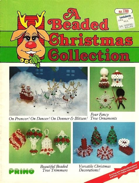 collection beading patterns volume 1 books y953 bead pattern book only a beaded collection