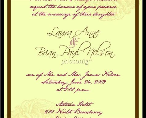 Wedding Invitation Wording For Friends by Indian Wedding Invitation Wording For Friends In Marathi
