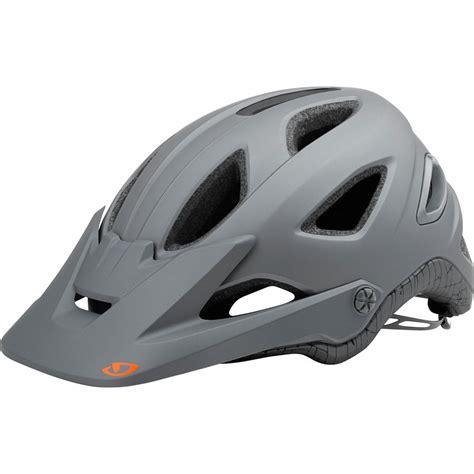 Helm Sepeda Aerogo Gloss Titantium giro montaro mips helmet backcountry