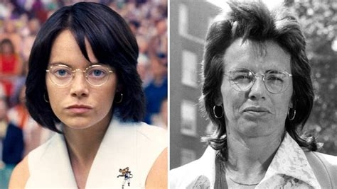 emma stone tennis movie battle of the sexes how emma stone became billie jean